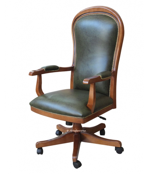 Executive armchair for office. Sku Dinamike