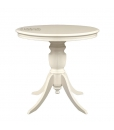 small round table, living room table, dining table, side table, round side table, lacquered table, classic style table in wood, wooden furniture, Italian design table, Italian design living room furniture