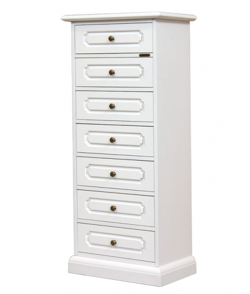 Lacquered chest of drawers. Sku 3067-bi