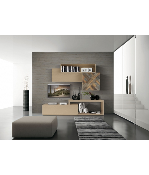modular tv unit, tv wall, wall unit, living room unit, wooden furniture, modern style cabinet, modular wall unit, Italian design furniture, made in Italy furniture