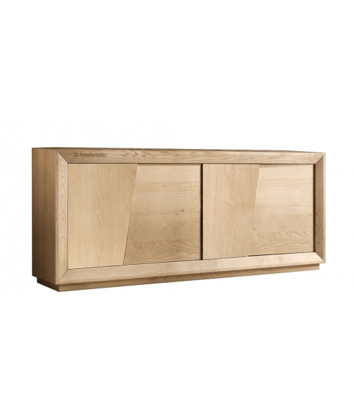 Wooden sideboard modern design. Sku a050-sf