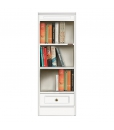 Modular cabinet, small cabinet in wood, wooden cabinet, wood unit, bookcase, 1 drawer cabinet