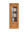 small display cabinet, wooden unit, wooden cabinet, small unit, bookcase, wooden bookcase, small bookcase, Arteferretto cabinet