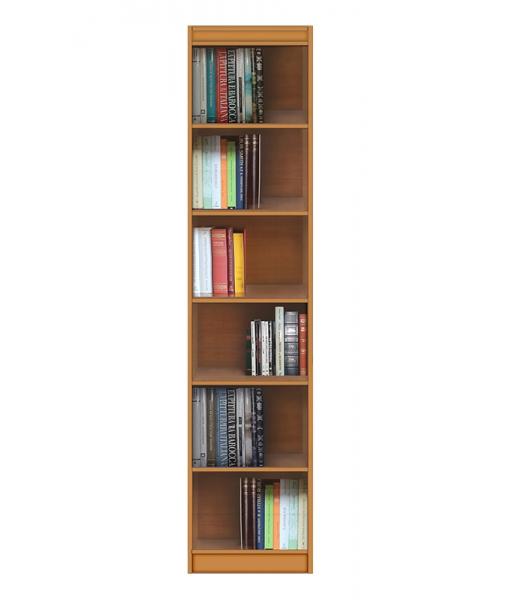 Open shelving bookcase. Sku ec-com-m7