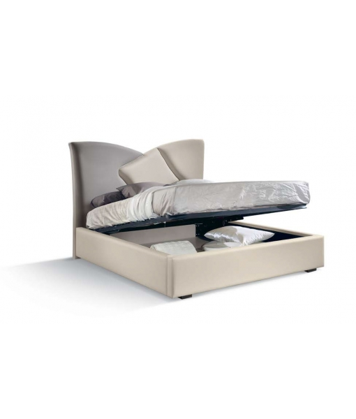 double bed, ottoman bed, wooden bed, modern bed, bedroom furniture