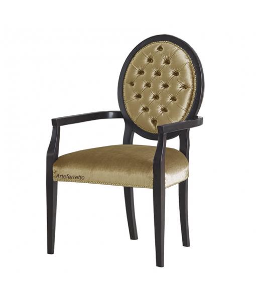Upholstered headchair