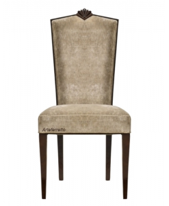 elegant chair, wooden chair, traditional chair, dining room chair, padded chair, upholstered chair