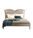 upholstered headboard bed, buttoned headboard bed, upholstered bed, king size bed