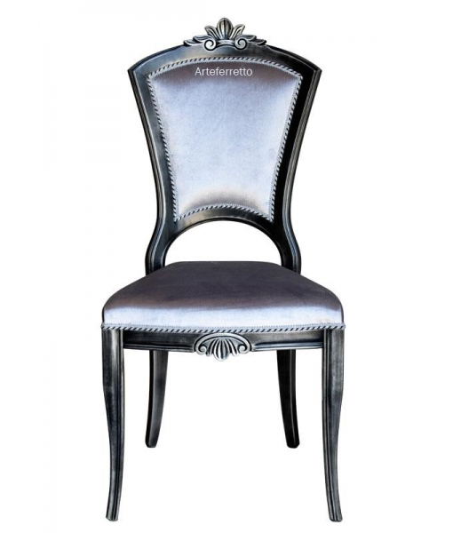 Solid dining chair, elegant shape, first quality. Sku STY-H3