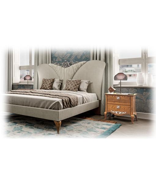 bedroom in wood. Sku mz-01t