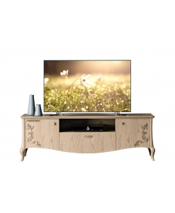 decorated tv cabinet, wooden cabinet, living room cabinet, wooden furniture, Italian design tv cabinet
