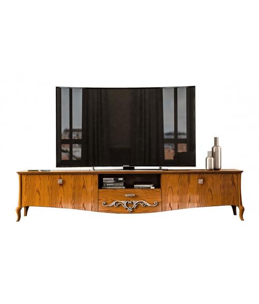Low tv unit in wood. Sku mz-a34
