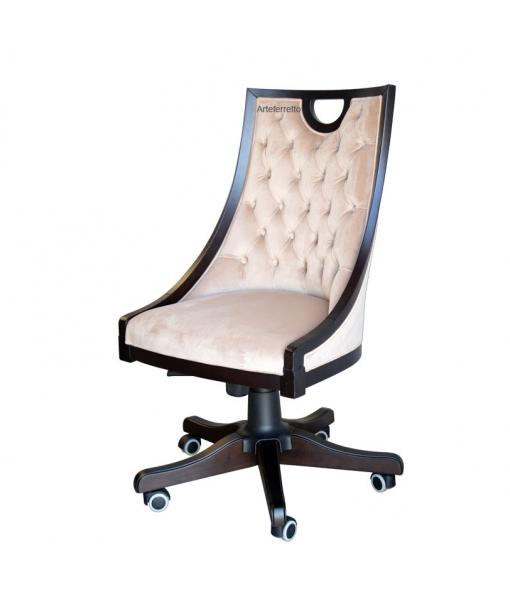 Swivel armchair for office. Sku sty-d1