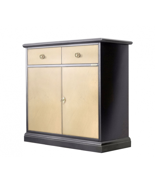 Two tone cupboard Riace. sku 3012-bro