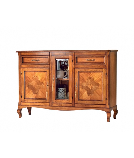 Inlaid sideboard in classic style for living room. Sku rf-05