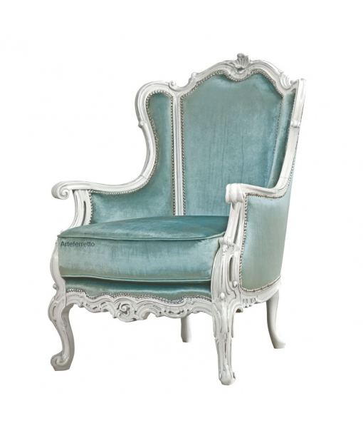 REading armchair, classic style. Sku ms-e33