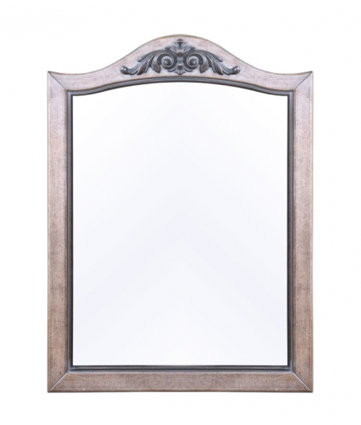 Cherry wood mirror, wooden frame, entryway mirror, hallway mirror