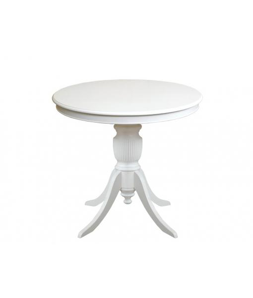 Dining table in wood diamenter 90 cm. Sku 270-AV90