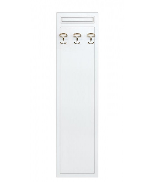 Entryway coat panel in lacquered wood. Sku 012-lav