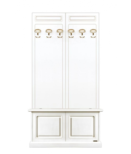 Lacquered entryway set in wood. Sku 80-6c_av
